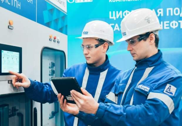 """""""Газпром"""" отмечает беспрецедентно низкий уровень запасов газа в хранилищах Европы"""