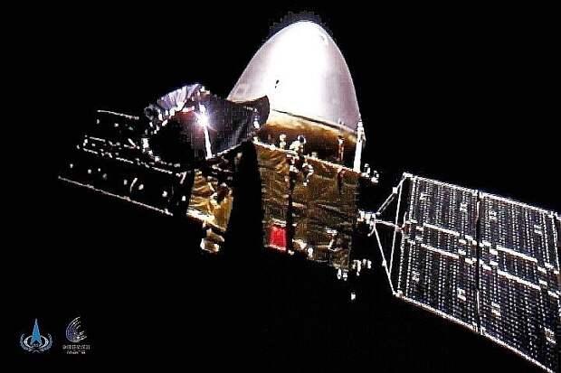 """Роскосмос: миссия """"Тяньвень-1"""" на Марсе дополнит повестку сотрудничества России и Китая"""