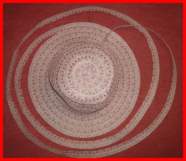 Головные уборы пэчворк из остатков от шитья