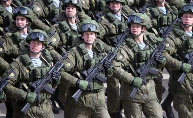 БоеспособностьРФ названа «максимальной современ холодной войны»