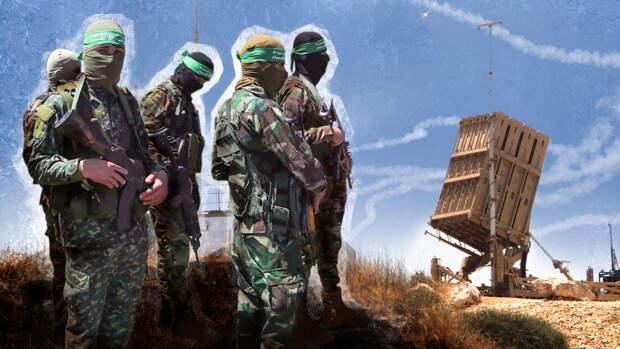 Армия Израиля заявила о более 200 выпущенных из сектора Газа ракет