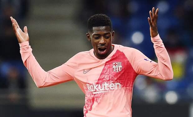 «Барселона», не забив два пенальти, обыграла клуб 3-го дивизиона и вышла в 1/8 финала Кубка Испании