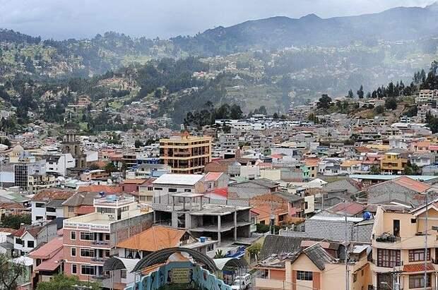 Власти Эквадора попросили Путина помочь с вакцинами от коронавируса