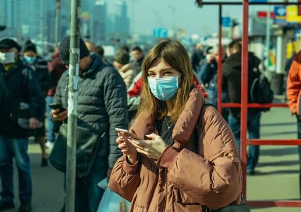 В Москве ответили на данные о продаже масок с наценкой 1800%