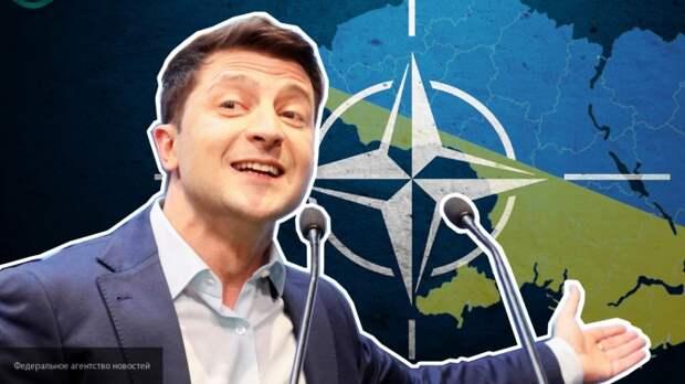 НАТО провоцирует Украину на войну с Россией