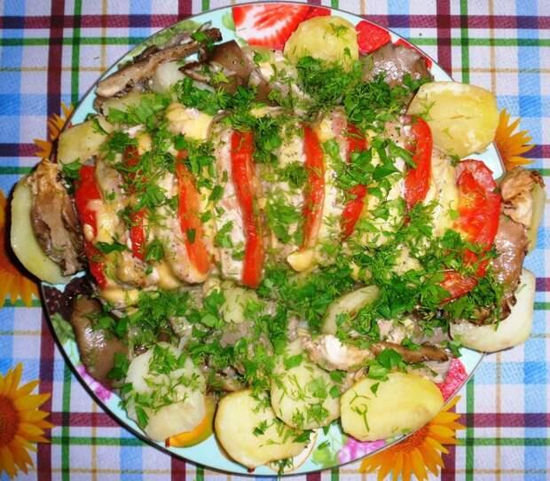 Свинина «Гармошка» Рецепт, Кулинария, Видео рецепт, Свинина гармошка, Вторе блюда, Блюда из мяса, Видео, Длиннопост