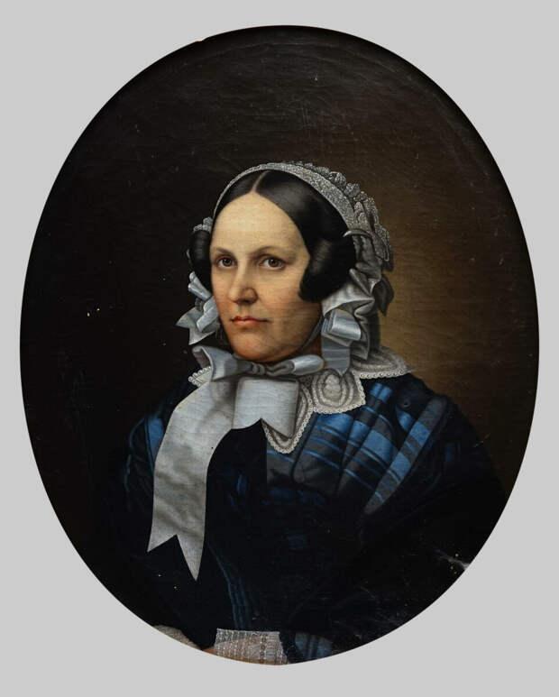 Ольга Николаевна Зубова (Талызина), внучка А. В. Суворова.