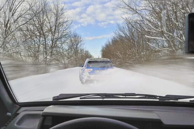 В Севастополе ожидается снег и гололедица