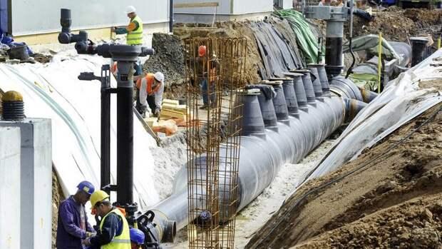 Измененный проект «Северного потока— 2» одобрен
