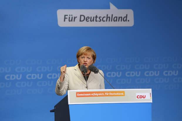 Меркель обвинила Россию в изменении баланса сил в мире