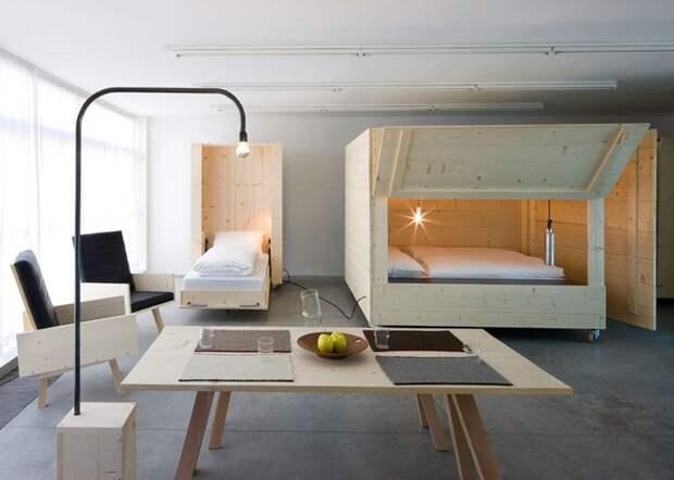 10 способов создания многофункциональных комнат
