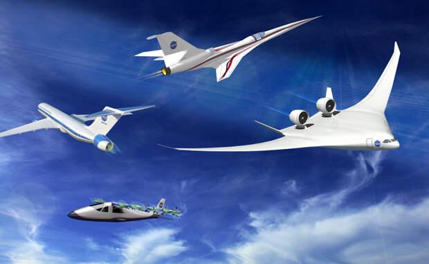 Новые горизонты В рамках новой программы НАСА заявили о внедрении послевоенных разработок в гражданскую авиацию. То есть, в перспективе у США появятся лайнеры, способные развивать немыслимую скорость. Единственным минусом таких полетов остается сверхзвуковой барьер, преодоление которого просто оглушительно.