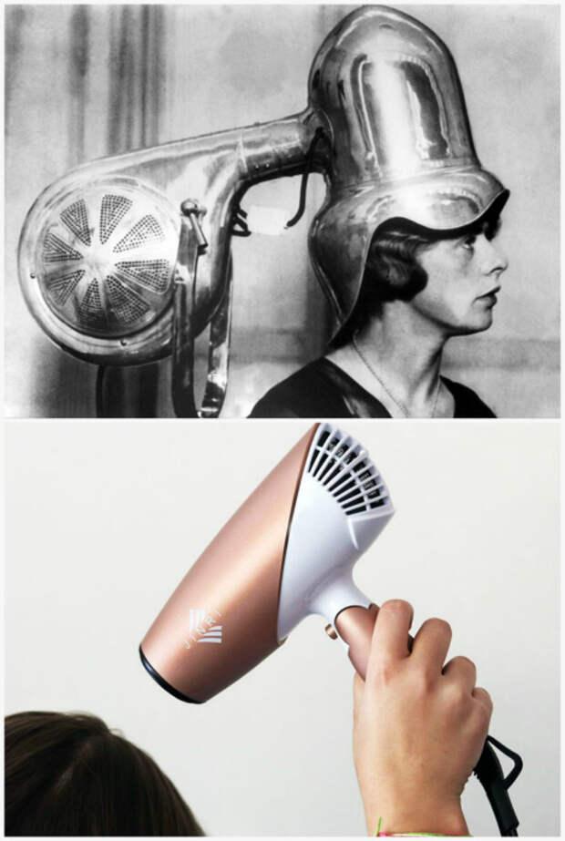 Устройство для сушки волос. | Фото: Tochka.net, TripSavvy.