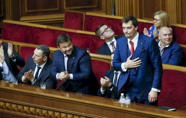 Депутат Зеленского честно рассказал, чем занималось правительство Гончарука на Украине