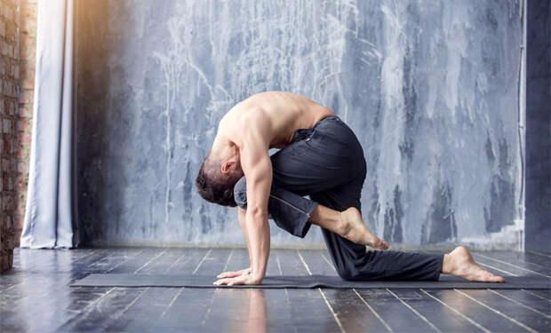 Йога с точки зрения мужчин. Развенчиваем стереотипы и мифы, чтобы не было стыдно заниматься