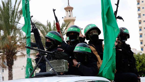 В ХАМАС заявили о готовности к наземной операции Израиля