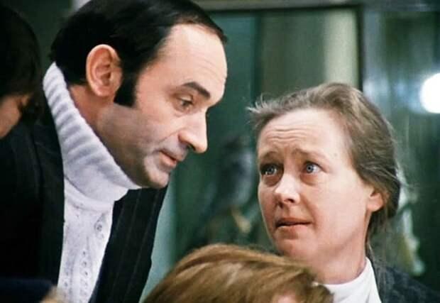 Кадр из фильма *Гараж*, 1979   Фото: kino-teatr.ru