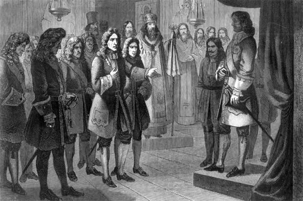 Эпоха Петра Великого. Подмененный царь и/или подмененная о нем история