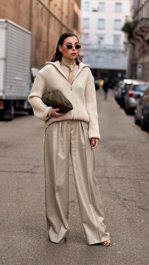 Калорийный гардероб: ТОП-7 фасонов брюк, которые полнят