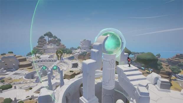 Сказочная головоломка Rime стала бесплатной в Epic Games Store на ПК