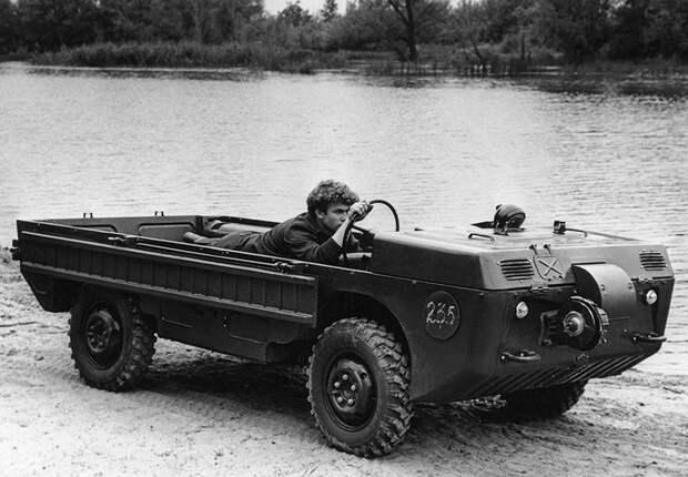 ЛуАЗ-969: сельский джип родом из СССР