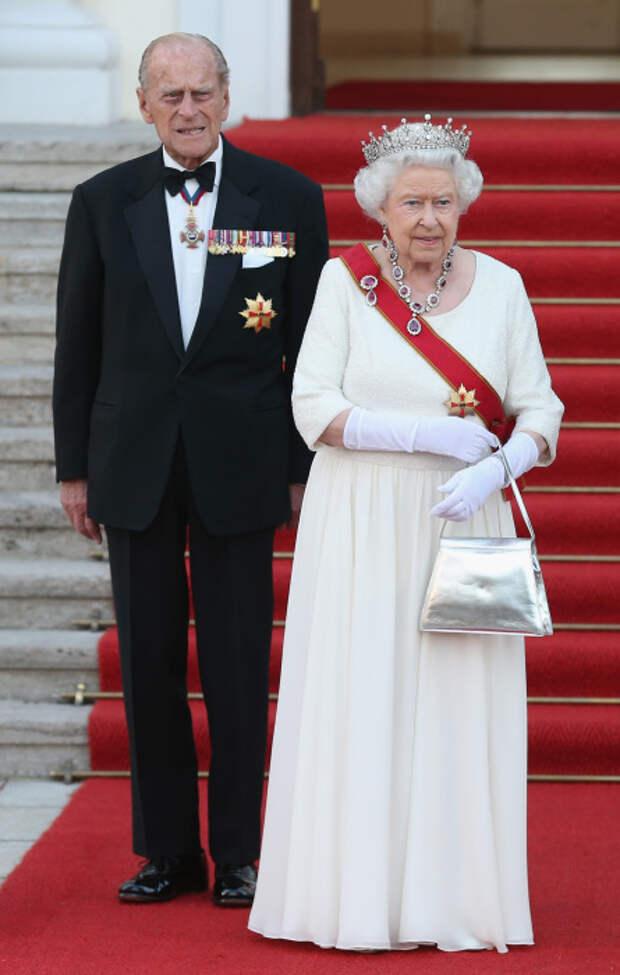 Принц Филипп и Елизавета II. / Фото: www.netinfo.bg