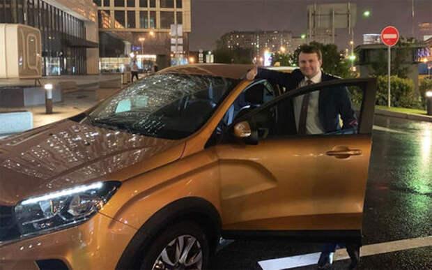 Министерский тест-драйв: на Lada XRAY из Москвы в Тольятти