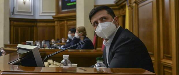 Зеленского могут переизбрать только вместе с парламентом – Карасев