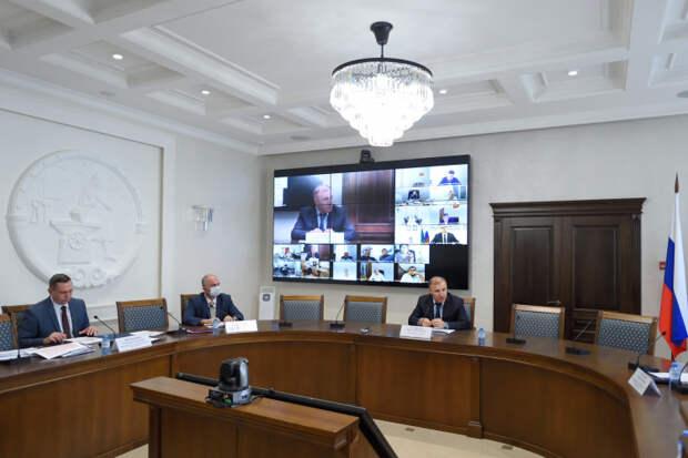 В Адыгее обсудили задачи по улучшению инвестклимата