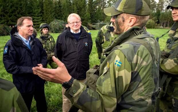 СМИ Швеции: Не следует угрожать России членством в НАТО
