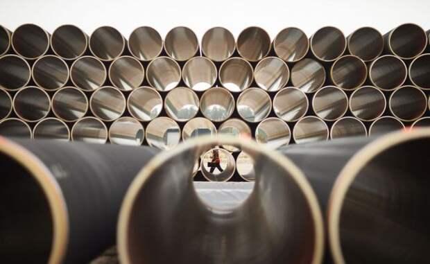 «Газпром» подтвердил, что поспешит с«Северным потоком— 2» вДании