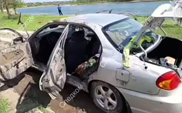 Вылетел в реку на полному ходу: пятеро погибших в KIA