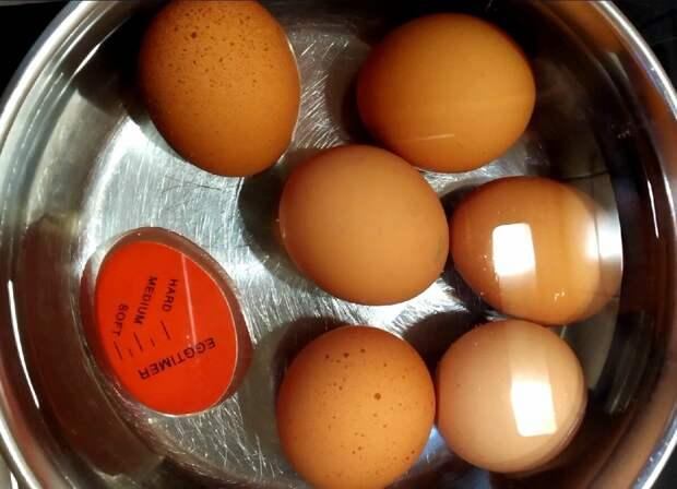 Волшебное яичко, чтобы было как хочется, а не как получится. Зачем я варю китайское яйцо?