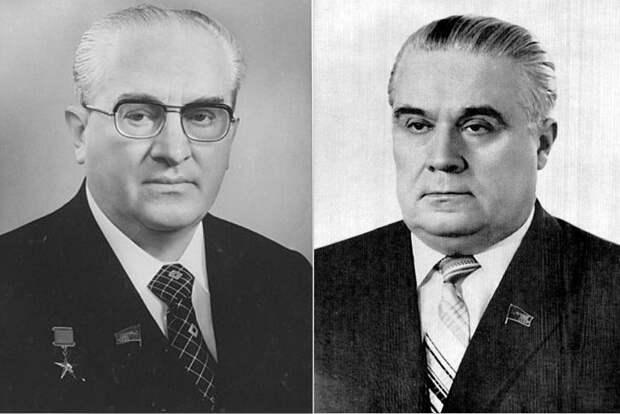 За что Андропов снял с должности «шефа» КГБ