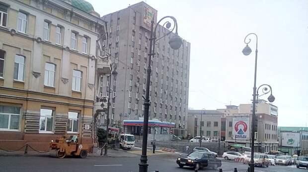 Мэр Владивостока Гуменюк подал в отставку