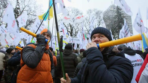 Итоги года на Украине: коронакризис и утраченные возможности