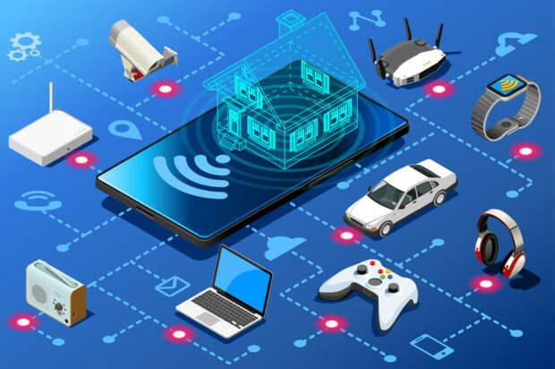 Постоянно растущее число устройств, подключенных к Интернету (Фоторедактор: aurielaki/Shutterstock)