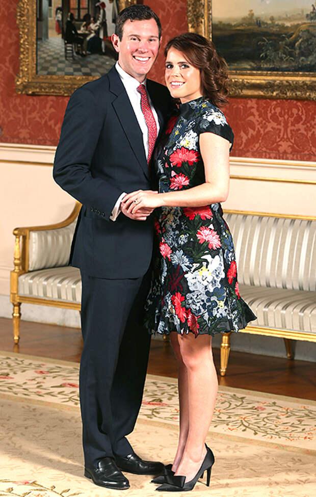 Принцесса Евгения и Джек Бруксбэнкс
