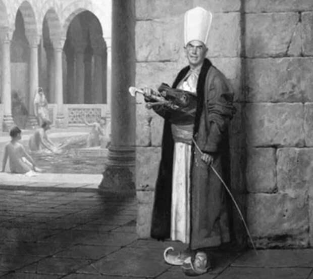 Евнухи султанского двора: блестящая карьера вобмен намужское счастье
