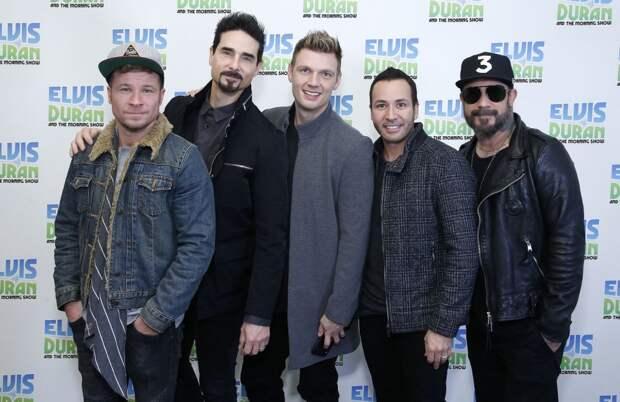 Как сейчас выглядят участники группы Backstreet Boys?