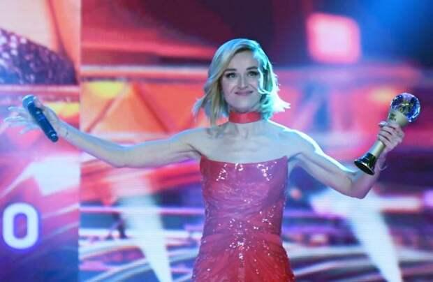 Полина Гагарина объявит оценки российского жюри на «Евровидении-2021»