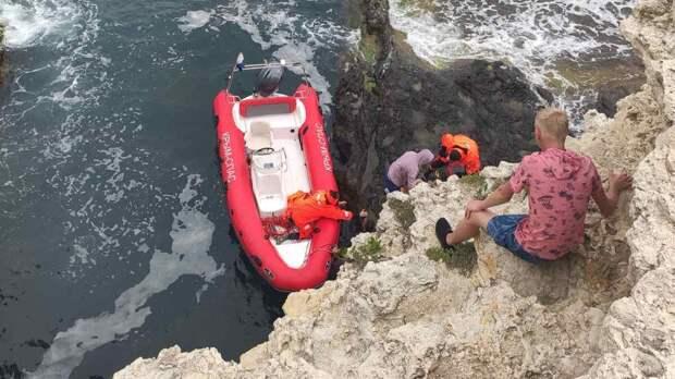 ЧП на мысе Тарханкут: с 15-метровой высоты сорвался мужчина