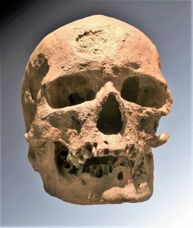 Ученые воссоздали внешность кроманьонца, жившего 30 тысяч лет назад (2 фото)