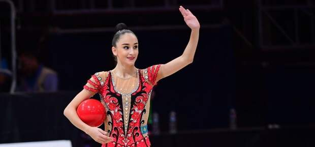 Сразу два «серебра» выиграла казахстанка на чемпионате Азии по художественной гимнастике