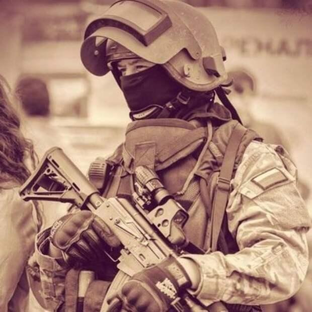 Быть военным - это гордость!