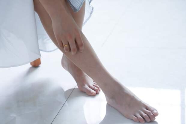 Высокий холестерин: 5 признаков на ногах