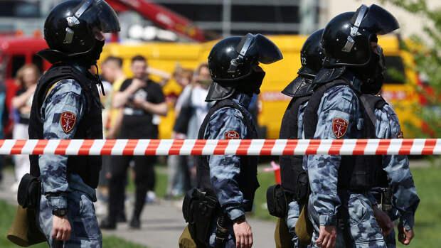 Ученик казанской школы рассказал, как себя вел устроивший стрельбу студент