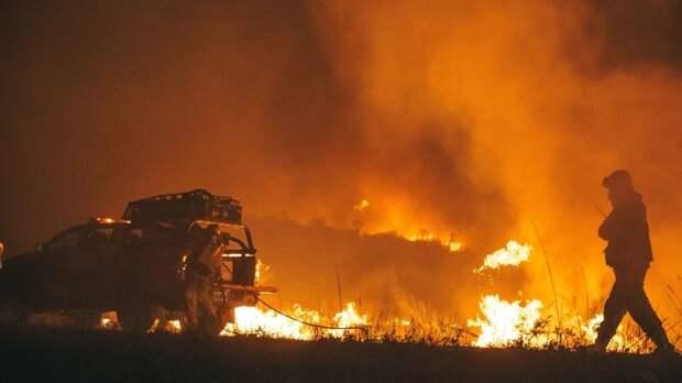 Сотрудники Авиалесоохраны потушили 166 лесных пожаров за сутки в России