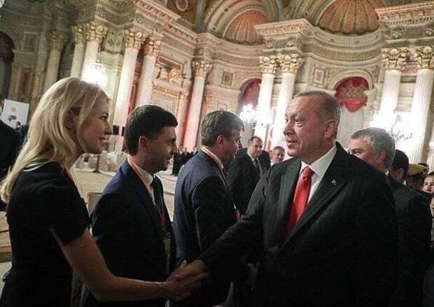 Наталья Поклонская: Я бы тоже не поддержала «аннексию» Стамбула.