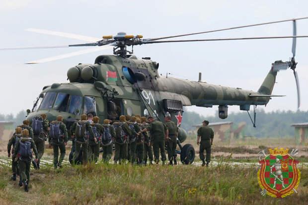 Белорусская армия проведёт учения под Гродно